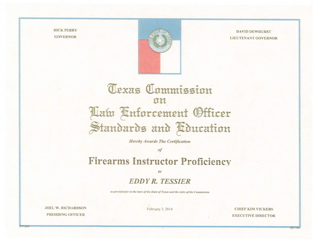 Houston / Spring LTC Courses & Firearms Training Classes | About